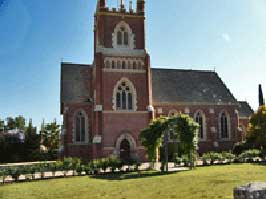 anglican church mudgee present day