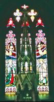 churches mudgee st mary decorative windows
