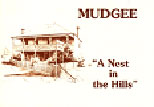 Mudgee a nest in the hill