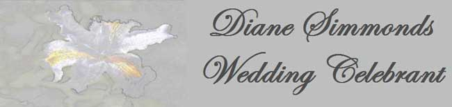 diane simmonds: wedding marriage celebrant
